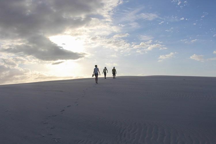 sucuruju lencois maranhenses touristes