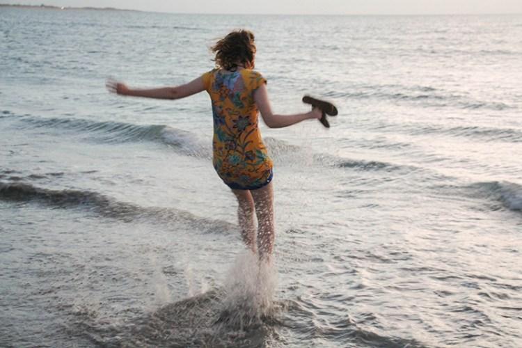 camocim au brésil plage