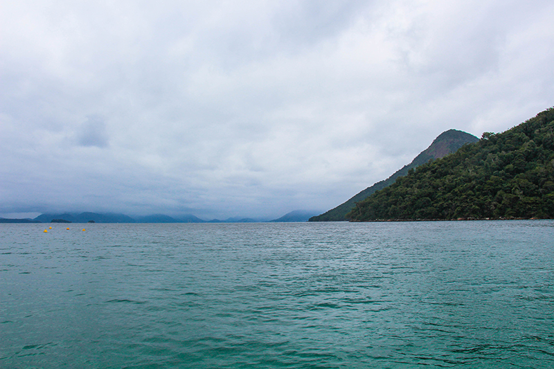 ilha grande océan