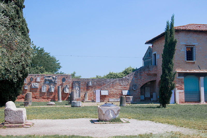 torcello venise architecture
