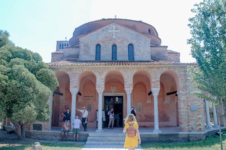 torcello église Santa Fosca