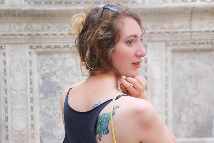 venise tatouage éléphant