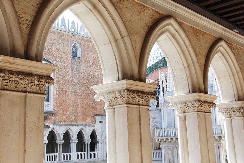 venise arches palais des doges