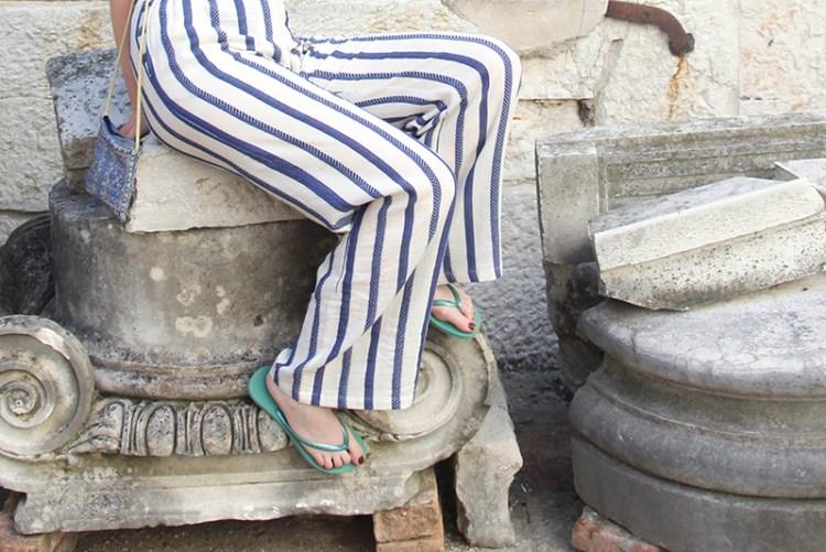 pantalon d'été ekyog éthique