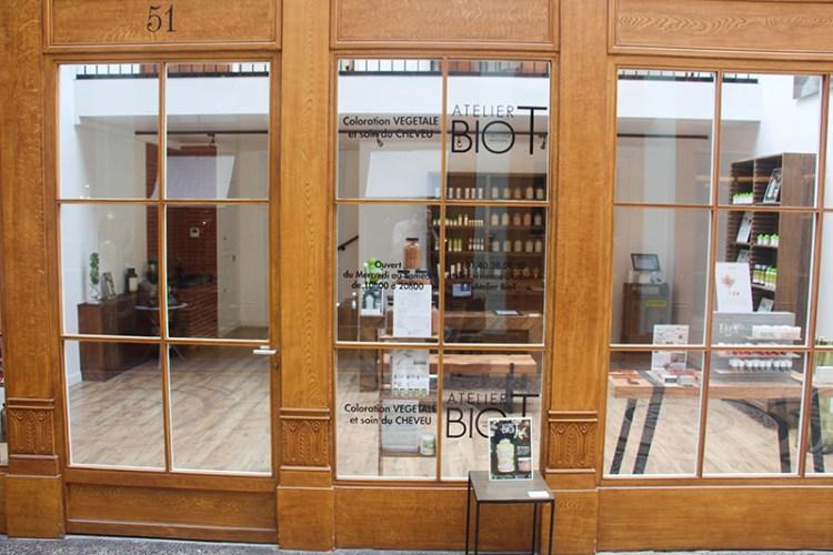 atelier BioT paris