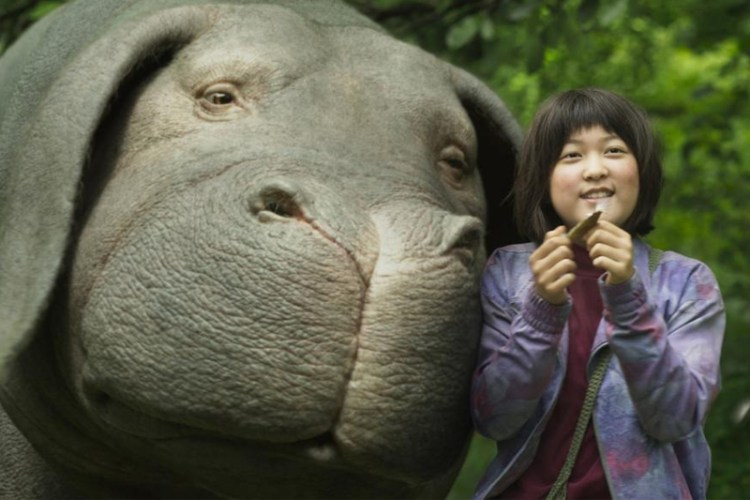okja anthropomorphisme