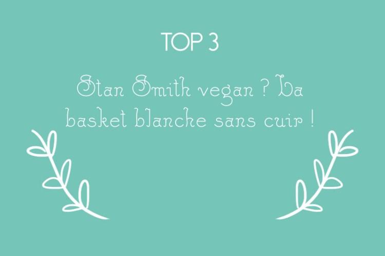 top 3 stan smith vegan