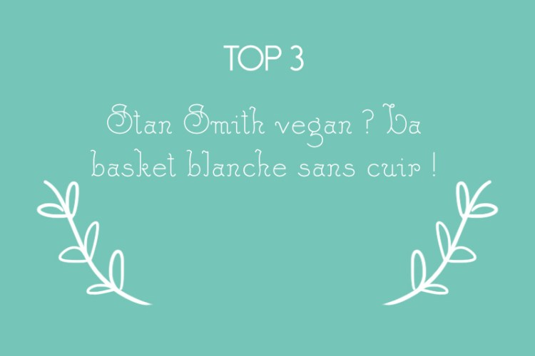 top 3 stan smith vegan