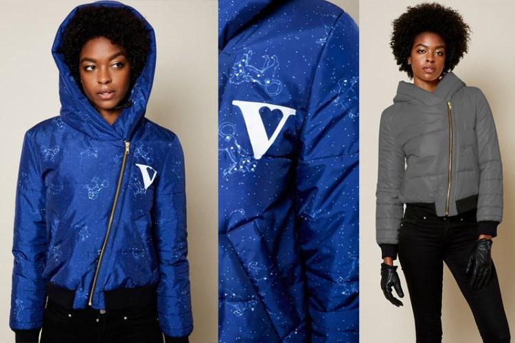 vaute manteau vegan