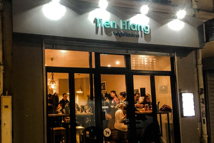 tien hiang restaurant vegetarien paris
