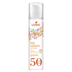 creme solaire vegan bio made in france indice 50