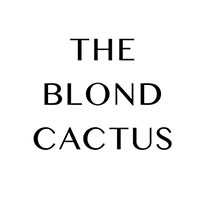 decoration ecologique vintage blond cactus