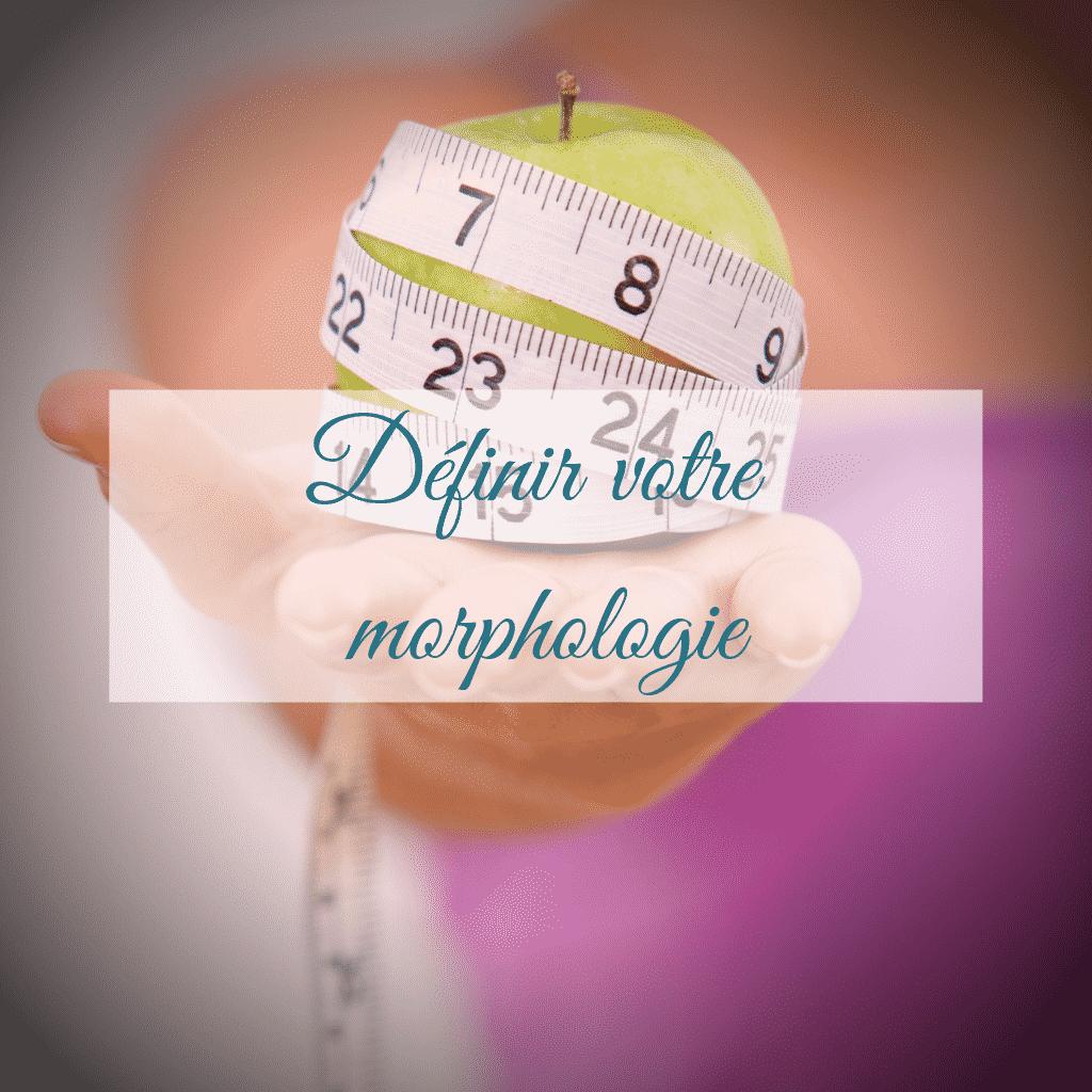 définir votre morphologie