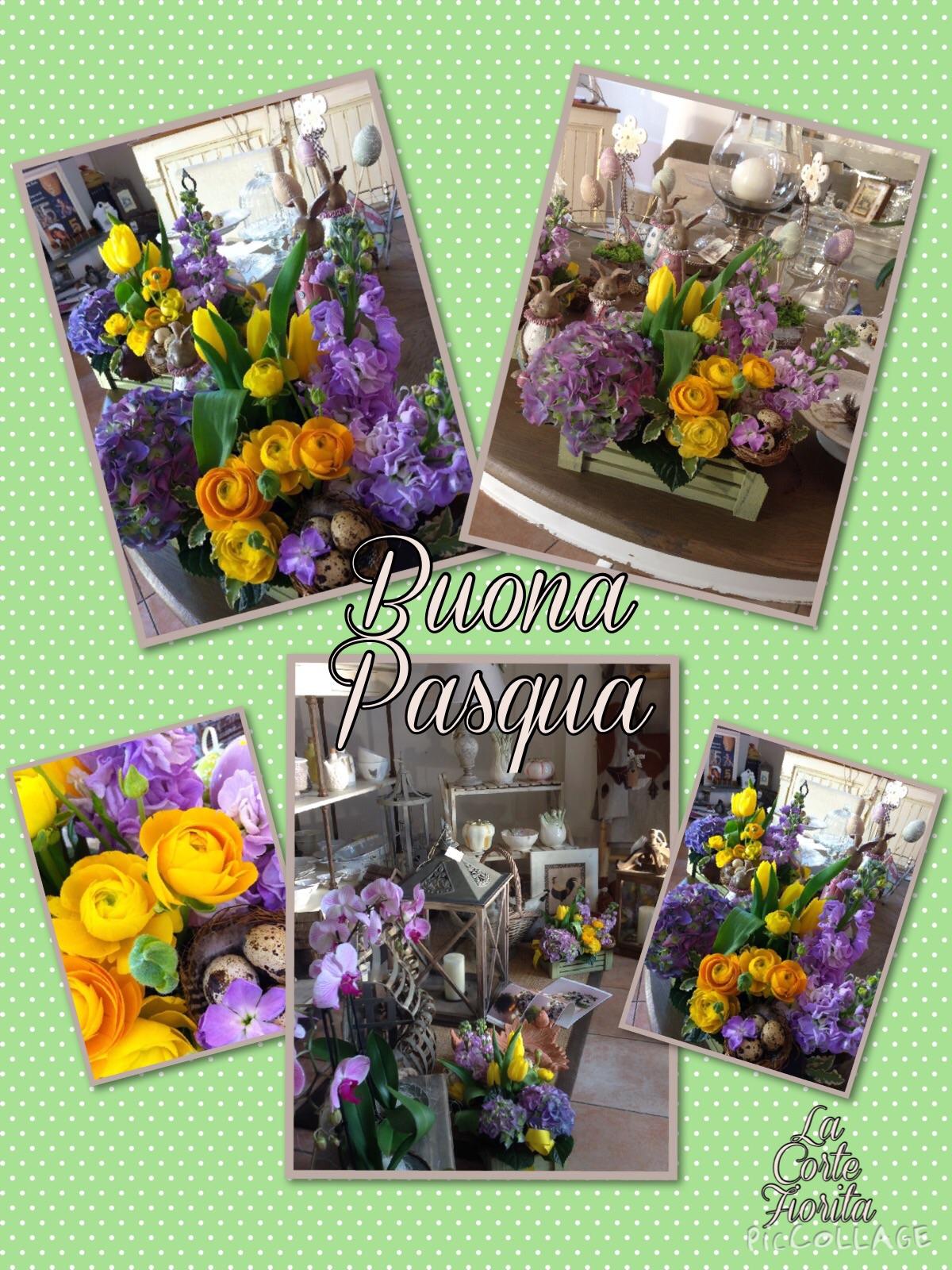 La corte fiorita   pagina 6 di 8   arredare, decorare, creare