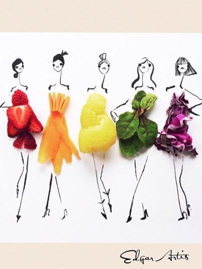 Fashion Illustrator Edgar Artis