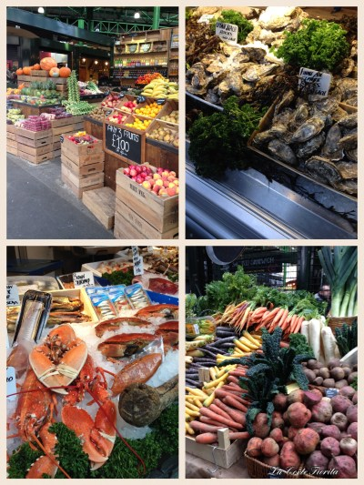 Food Market in London
