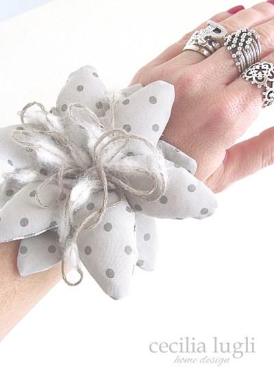 Cecilia Lugli Flower Bracelet
