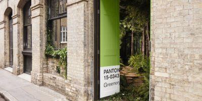 Pantone apartment London