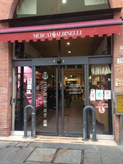 Mercato Albinelli Modena