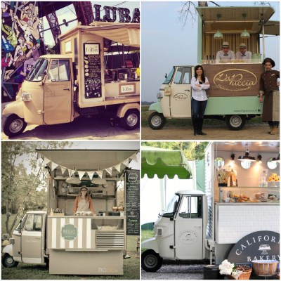 Street food on wheels