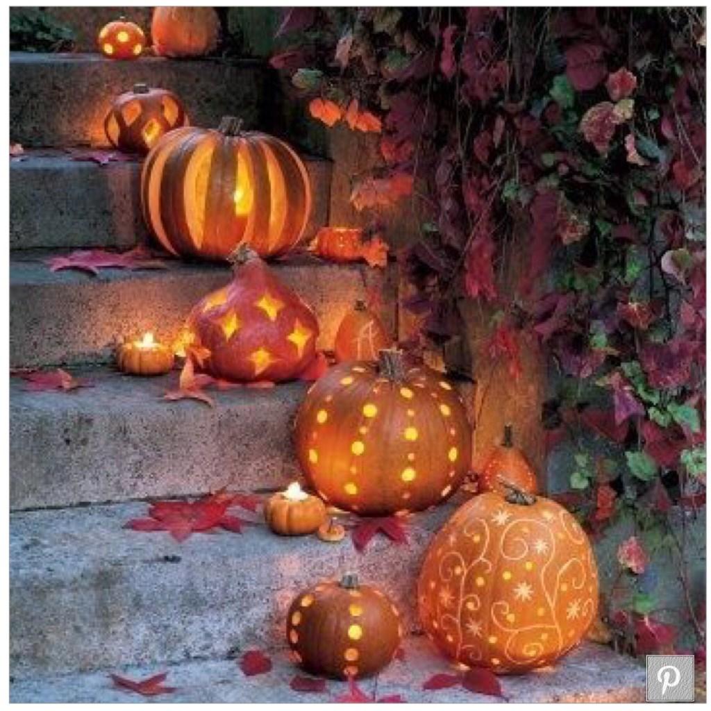 Pumpkins' Carvings