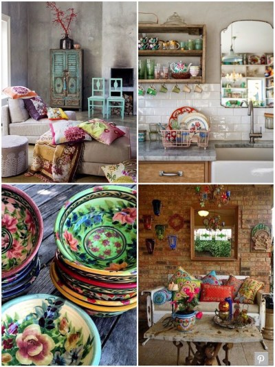 Mexican Home Interiors