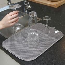 tapis de sechage vaisselle
