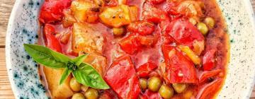Ajwar – pasta z bakłażana i papryki