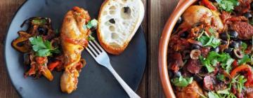 Curry z ciecierzycy i ziemniaków