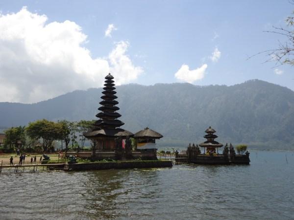 Templo del lago