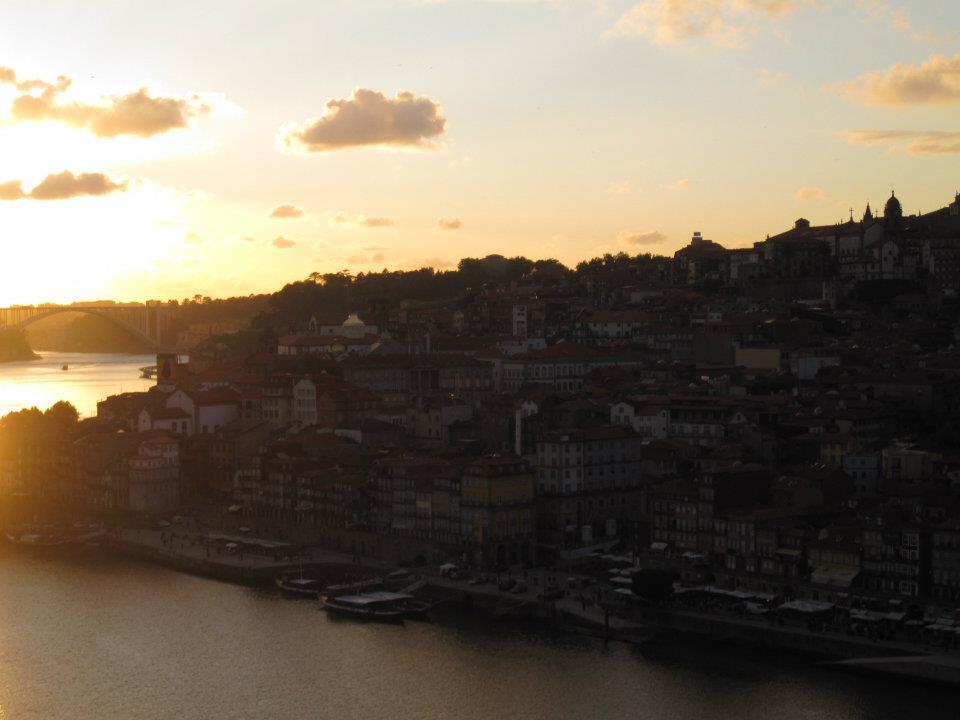 Atardecer Oporto
