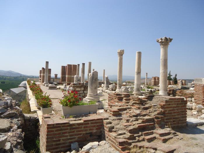 Castillo de Selçuk