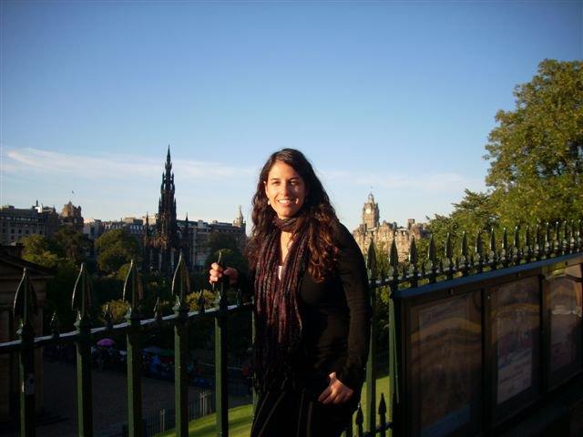 Adiós, Edimburgo