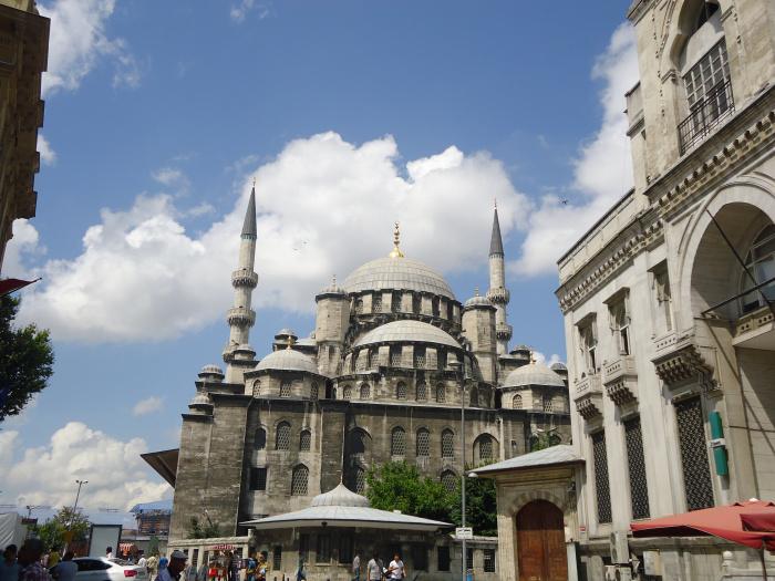 La Mezquita Nueva