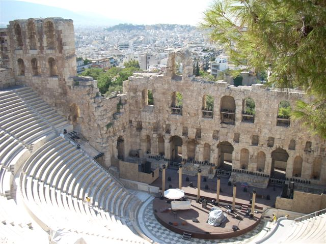 Teatro de la Acrópolis