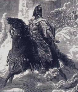 Guerrero musulmán