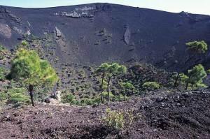 Volcán de San Antonio. Fuente: http://www.jorgetutor.com