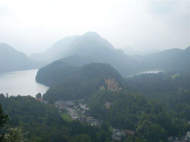 Vistas desdeel Castillo del Rey Loco