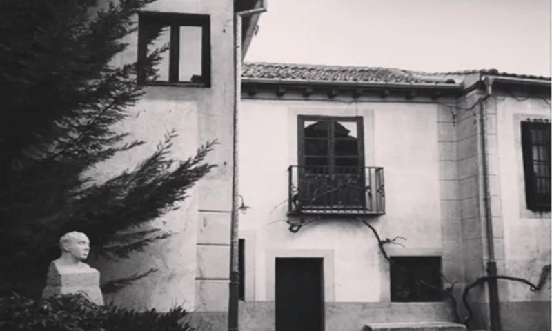 Casa - Museo de Machado en Segovia