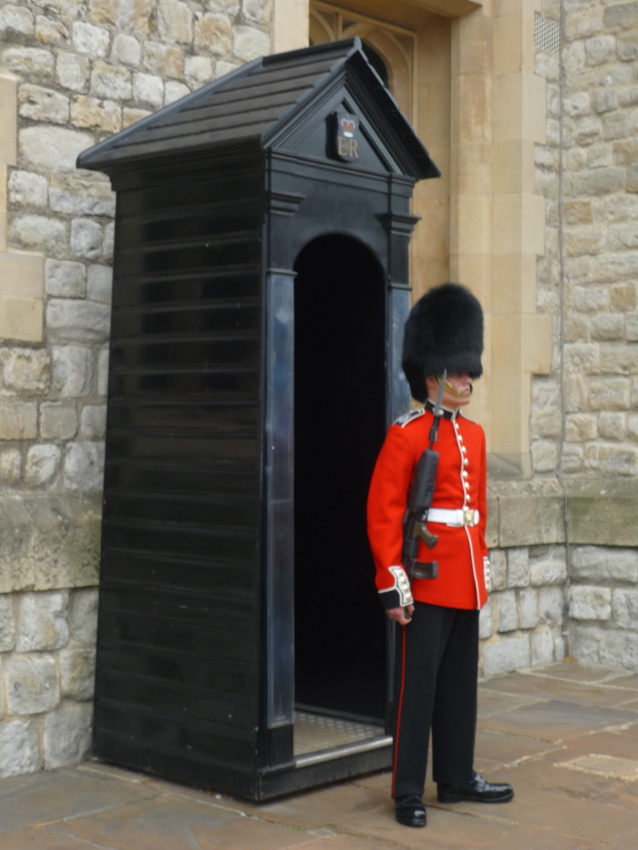 Guardia de la Torre de Londres