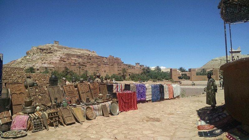 Ait_Ben_Hadu sur de Marruecos