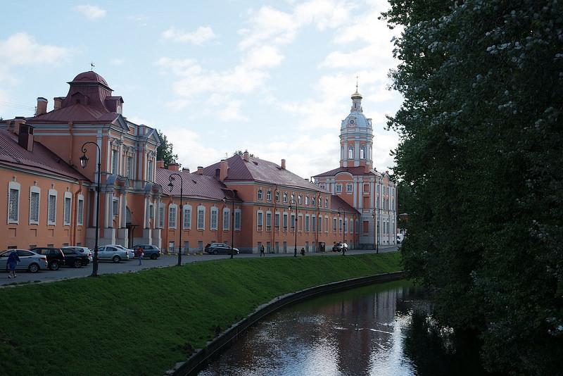Monasterio de Alexander Nevsky, San Petersburgo