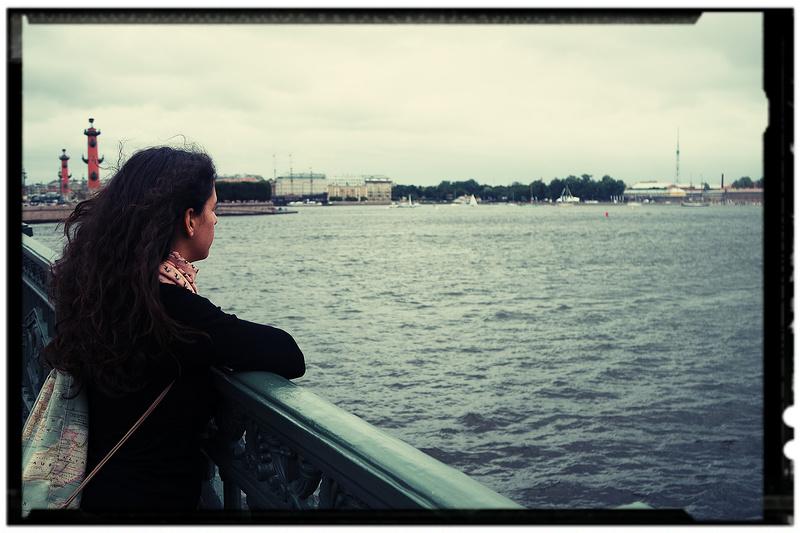 Río Neva, San Petersburgo