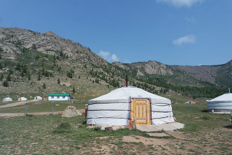 Yurta de los nómadas, qué ver en Mongolia