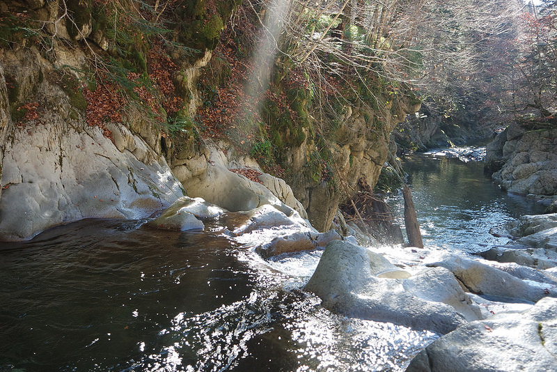 Río Irati, Navarra