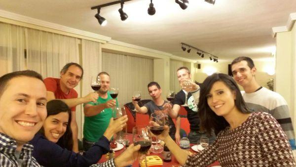 Cena en el Hotel Torres