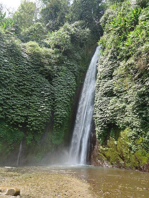 Cascada de Gitgit, Bali