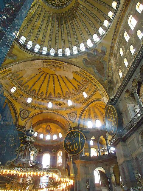 Santa Sofía, motivos para viajar a Estambul