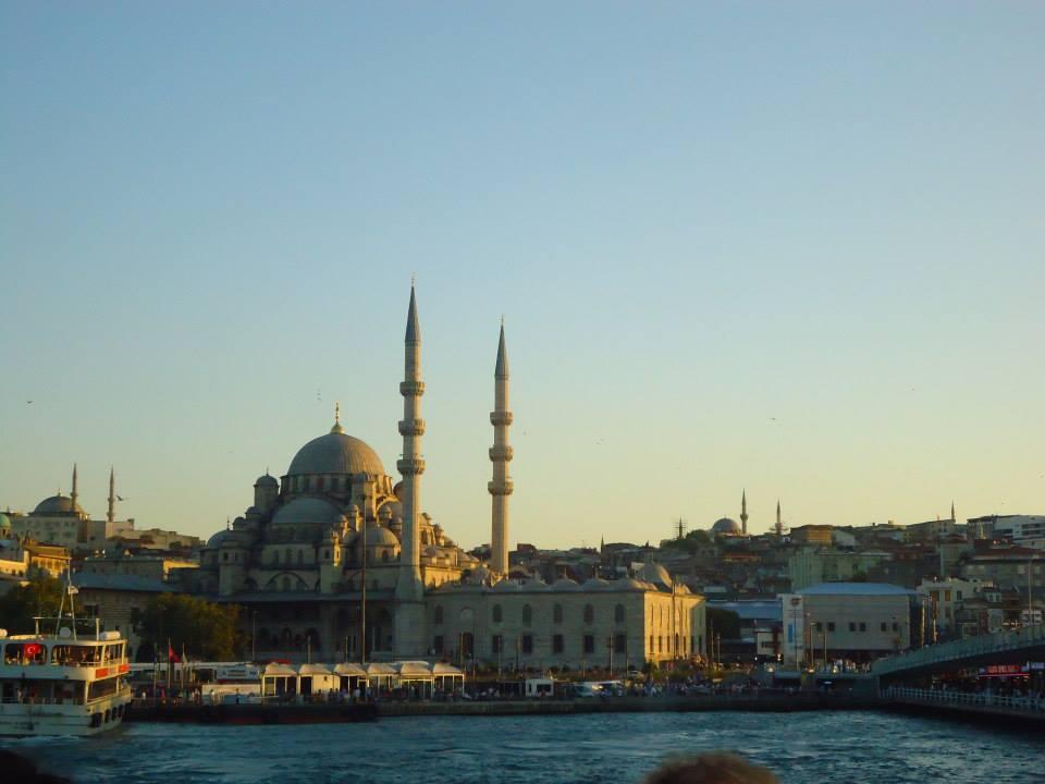Viajar a Estambul, la Mezquita Nueva