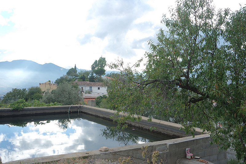 El cerrillo, Mondújar, valle de Lecrín